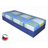 Valenda RIO 80x200cm s pružným matracom a úložným priestorom