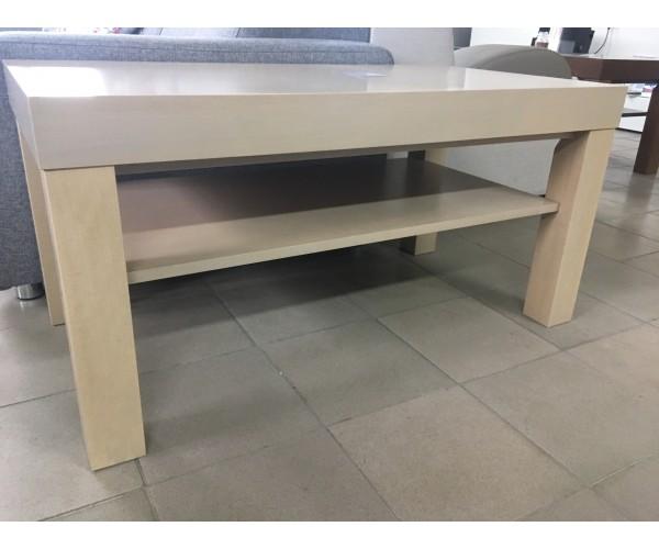 Akcia-Konferenčný stôl masívny K-84 dub sonoma leskla