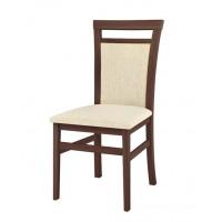 Čalouněná židle MERIS 101 višeň malaga