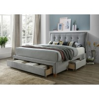 Čalouněná postel Věrka 180×200