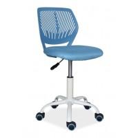 Kancelářská židle MAX modrá