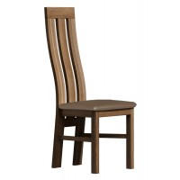 Čalouněná židle II dub lefkas/Victoria 31