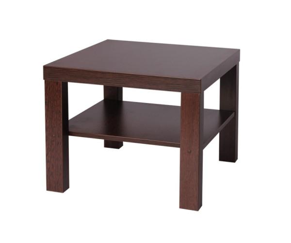 Konferenčný stôl štvorcový K116 Ľubko prírodný