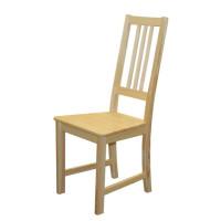 Stolička celodrevená ZINA