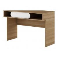 GUSTO G-14 pracovní stůl dub nova/bílá