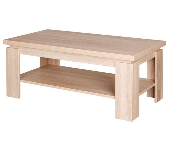 Konferenčný stôl obdĺžnikový K220 EVŽEN dub bordeux