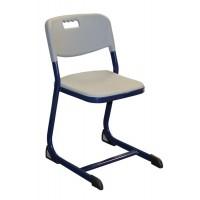 Školská stolička pevná VHODNÉ PRE ZARIADENIE ŠKÔL