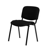 Stolička VISI čierna K43