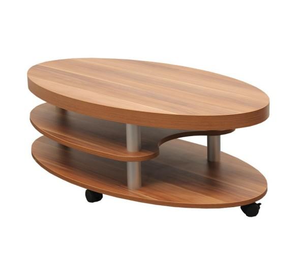 Konferenčný stôl oválny K123 Dalibor