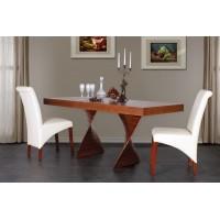 Jedálenský stôl FREDO 140x80+40cm