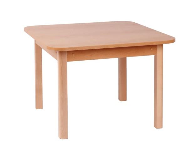 Detský masívny bukový stôl KARLÍK