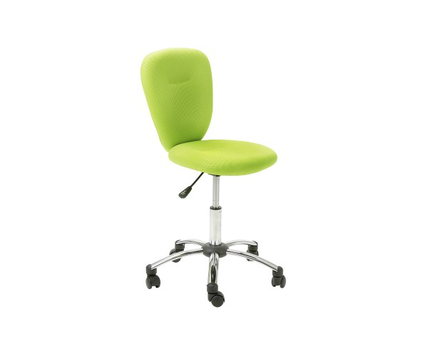 Kancelárska stolička MALI zelená
