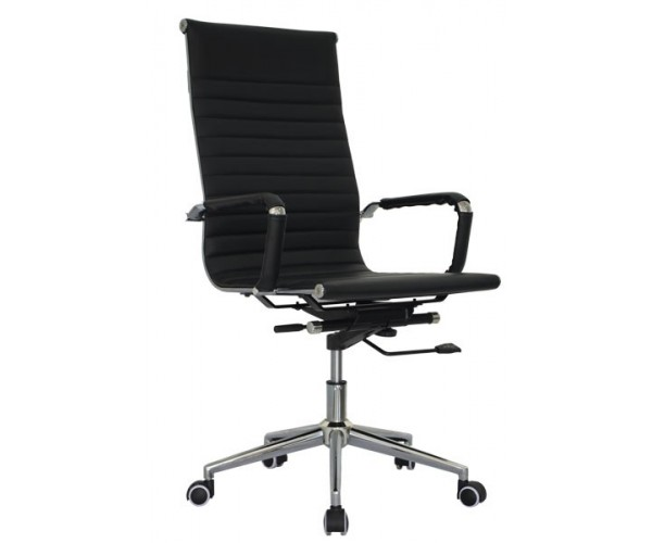 Kancelárska stolička ZK73 MAGNUM čierna
