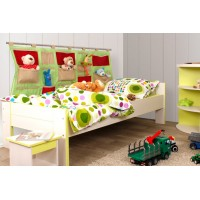 Vreckár detský univerzálny za posteľ