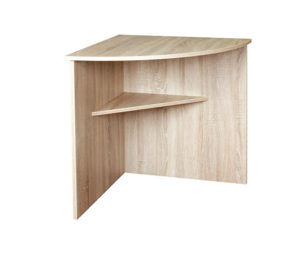 Rohový stôl 70x70 zostavy Office