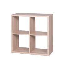 Knižnica MAX 4 kocka dub