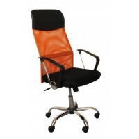 Kancelárska stolička čierna TABOO