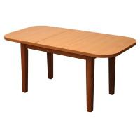 Jedálenský stôl oválny rozkladací ŠTEFAN