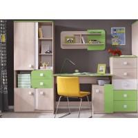 Dětský pokoj DUO (D2+4+6+8) santana/zelená
