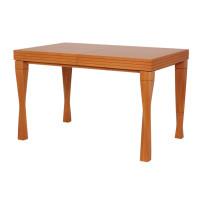 Jedálenský stôl TREY 120x80 + 40 cm