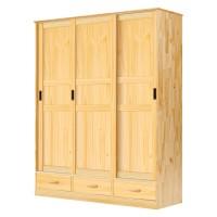 Skriňa 3-dverová ONIX