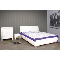 Čalúnená posteľ MONA L090 160x200cm