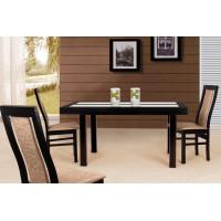 Jedálenský stôl Wiggi 120x80 + 40cm