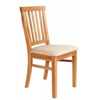 Stolička masívna dubová BESI