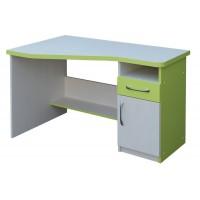 Písací stôl rohový STEVE