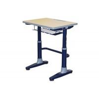 Školská lavica výškovo nastaviteľná