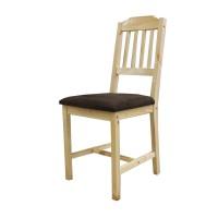 Polstrovaná jedálenská stolička 8868 lak