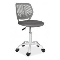Kancelářská židle MAX šedá