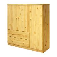 Bielizník 3 dvere + 2 zásuvky