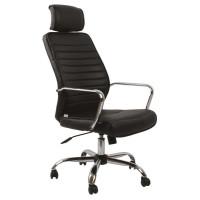 Kancelárska stolička ZK74 čierna