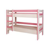 Dvojposchodová posteľ 208x104x160cm