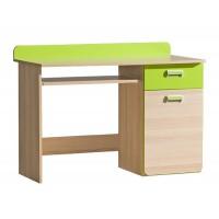 LIMO L10 pracovní stůl zelený