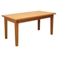 Jedálenský stôl OLEG 120x80x78cm hnedý